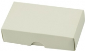 Micro-Tec B40 white cardboard box, 98x64x32mm, 18 ks/bal