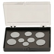Nano-Tec AB8 AFM magnetic disc storage box, 72x51x12,5mm, 1ks