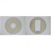 G2983 Diamond hole grid, 2 x 1mm