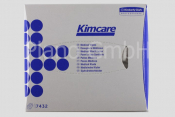 C816 KIMCARE Medical wipes, 186 x 108 mm, 80 ks/bal