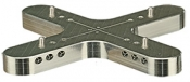 EM-Tec XL100 multi holder for large SEM stubs or SEM sample holders with either M4 or pin, M4, 1 ks/bal