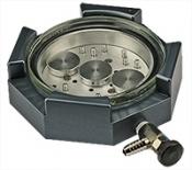 EM-Storr 81H vacuum sample storage container for 19x ᴓ15mm Hitachi stubs