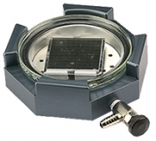 EM-Storr 81F vacuum sample storage container for 100 FIB lift-out grids
