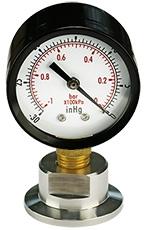 Micro-Tec Quick-check vacuum gauge, DN25KF flange
