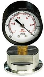 Micro-Tec Quick-check vacuum gauge, DN40KF flange