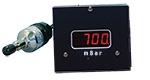 D801W-mb wide range vacuum gauge, mBar, Thermocouple sensor, 1/8inch NPT