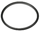 Replacement NBR O-ring for EM-Storr 80 series vacuum sample container, ᴓ85mm IDx5mm CS