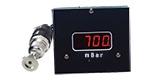 D801W2c-mb wide range vacuum gauge, mBar, A536 Thermocouple sensor, 2 set-points, 5V & RS232 output, DN25KF