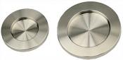 DN40KF Blank flange, 304 stainless steel
