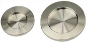 DN50KF Blank flange, 304 stainless steel