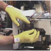 AGC8026XL Marigold Kevlar® Gloves, size XL, 10 ks