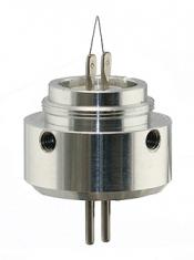 Hitachi S-Type Base pre-aligned Tungsten Filaments with Metal Cartridge, 1 ks/bal