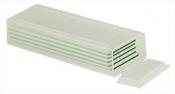 Micro-Tec M5 microscope slide mailer, 5 slides capacity, natural PE, 20 ks/bal