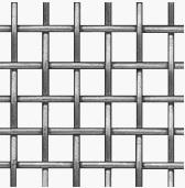 Micro-Tec Precision Wowen Stainless Steel Cloth, 50 mesh,  30 x 30 cm