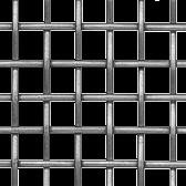 Micro-Tec Precision Wowen Stainless Steel Cloth, 40 mesh,  15 x 15 cm