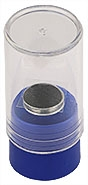 EM-Tec FS1 sampler with Ø12.7mm pin stub and Ø12mm high purity conductive tab in a SB1 storage tube