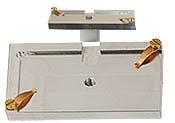 EM-Tec G0 universal thin section and slide holder for up to 75x50mm slides, ᴓ14mm JEOL stub,1 ks/bal