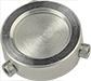 EM-Tec F13 filter disc holder for filter ᴓ 13mm, ᴓ14mm JEOL stub, 1 ks/bal
