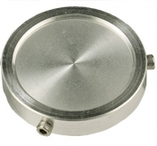 EM-Tec F47 filter disc holder for filter ᴓ 47mm, ᴓ14mm JEOL stub, 1 ks/bal