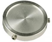 EM-Tec F35 filter disc holder for filter ᴓ 35mm, ᴓ14mm JEOL stub, 1 ks/bal