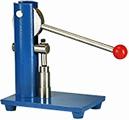 Micro-Tec MTB10 tablet press  for Ø10mm tablets, carbon steel