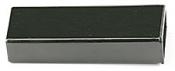 Micro-Tec M5B microscope slide mailer, 5 slides capacity, black PE, 100 ks/bal