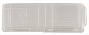 Micro-Tec M1single microscope slide mailer, 1 slide capacity, natural PE, 20 ks/bal