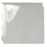 EM-Tec CR3 Cellulose acetate replication sheets, 75um, 150x100 mm, 20 ks/bal