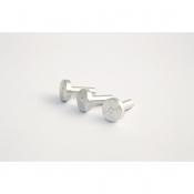 AGG1092450-10 Microtome stub, Al, 8mm dia, trn l=11mm, dia=3,2mm, 10 ks/bal