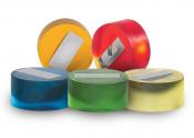 AGG6469 Methyl-Methacrylate Cold Mounting Resin 609 Plastichrome, Orange, 1.5 kg