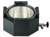 EM-Storr 110EL tall vacuum sample storage container for bulk/large samples up to Ø110 x 93mm