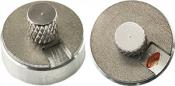 EM-Tec CG-1 Aluminium grid box for a single TEM grid or calibration grid, 1 ks