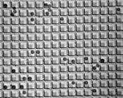 673  Diffraction Grating Replica 500nm with Latex Spheres, 2000 l/mm, on 3mm grid