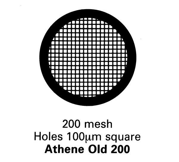 Síťky ATHENE (ATHENE grids)
