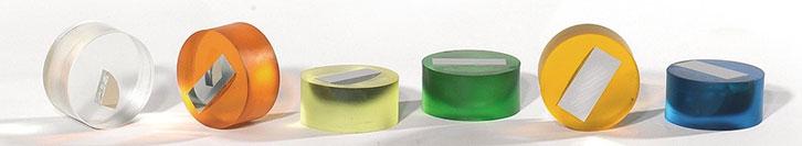 Pro zalévání za studena (Cold mounting resins)